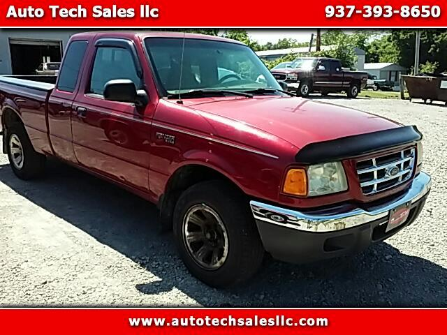 2002 Ford Ranger XLT SuperCab 2WD - 387A