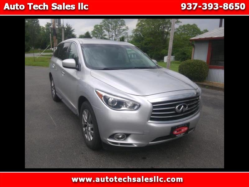 2015 Infiniti QX60 Base AWD