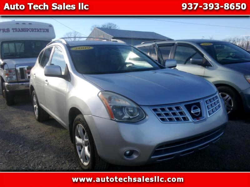 Nissan Rogue S AWD 2009