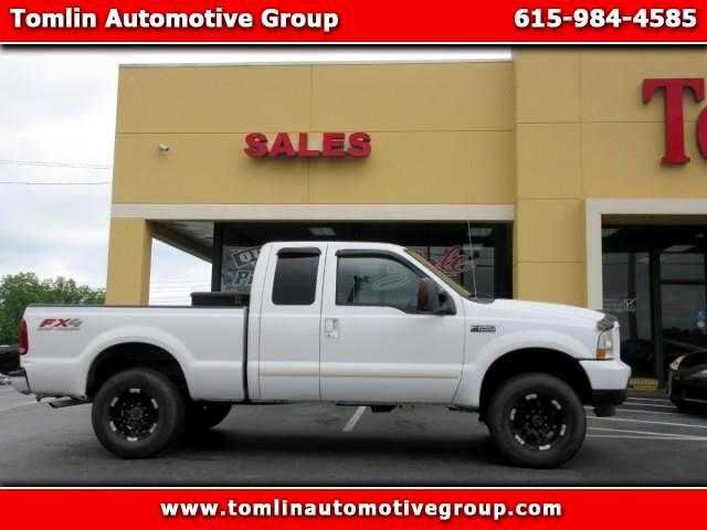 2004 Ford F-250 SD FX-4 SuperCab 4WD