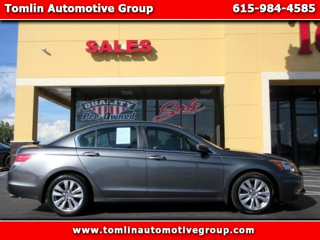 2012 Honda Accord EX Sedan AT