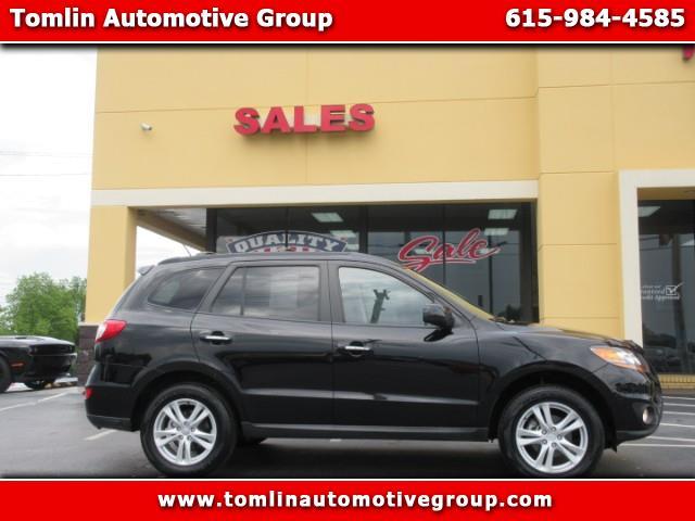 2010 Hyundai Santa Fe Limited 2.4 FWD