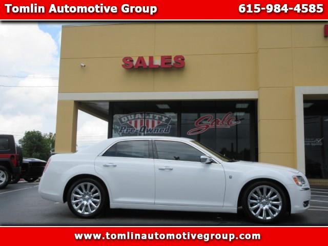 2013 Chrysler 300 4dr Sdn Motown RWD