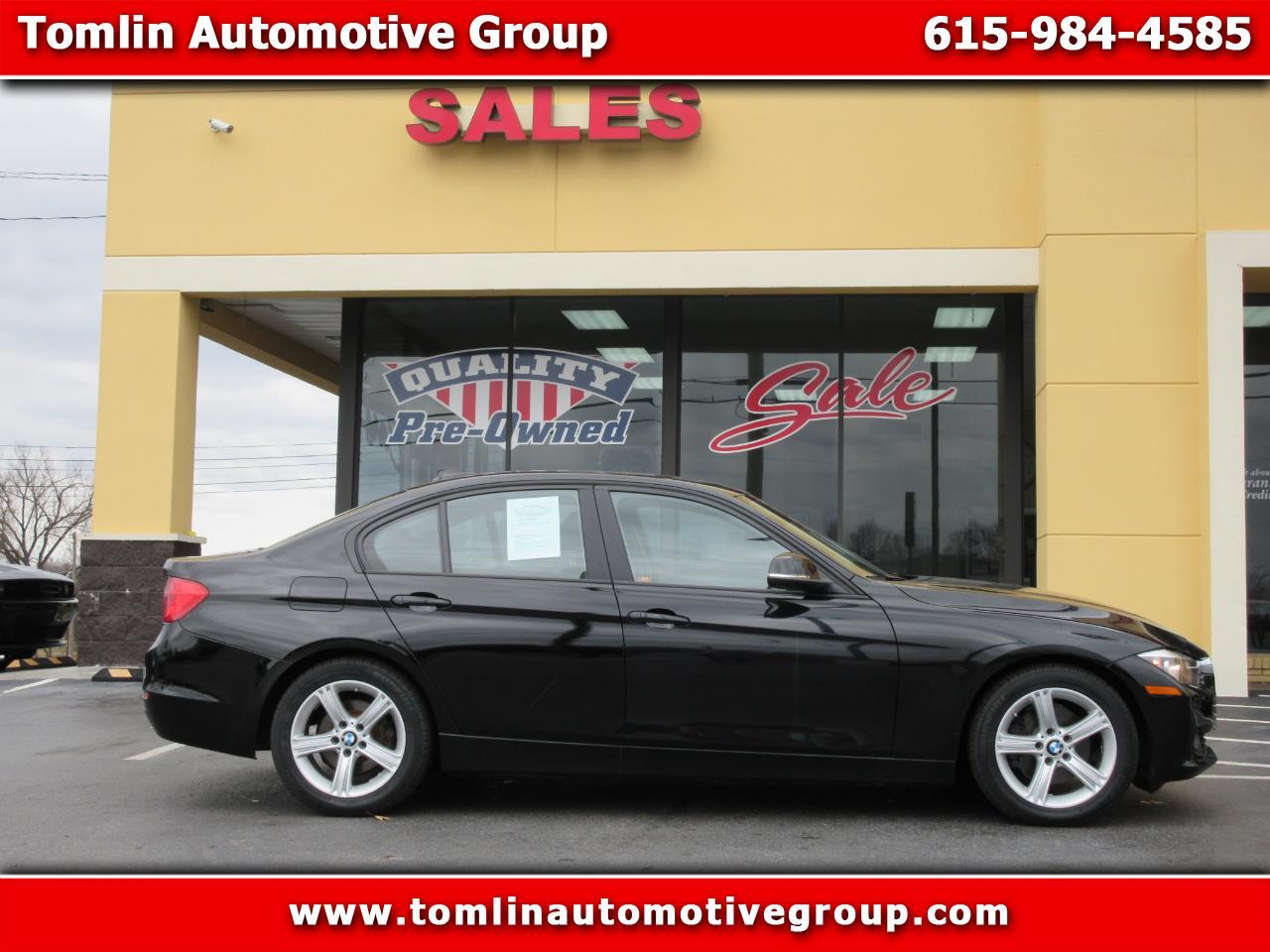 2013 BMW 3 Series 4dr Sdn 328i RWD