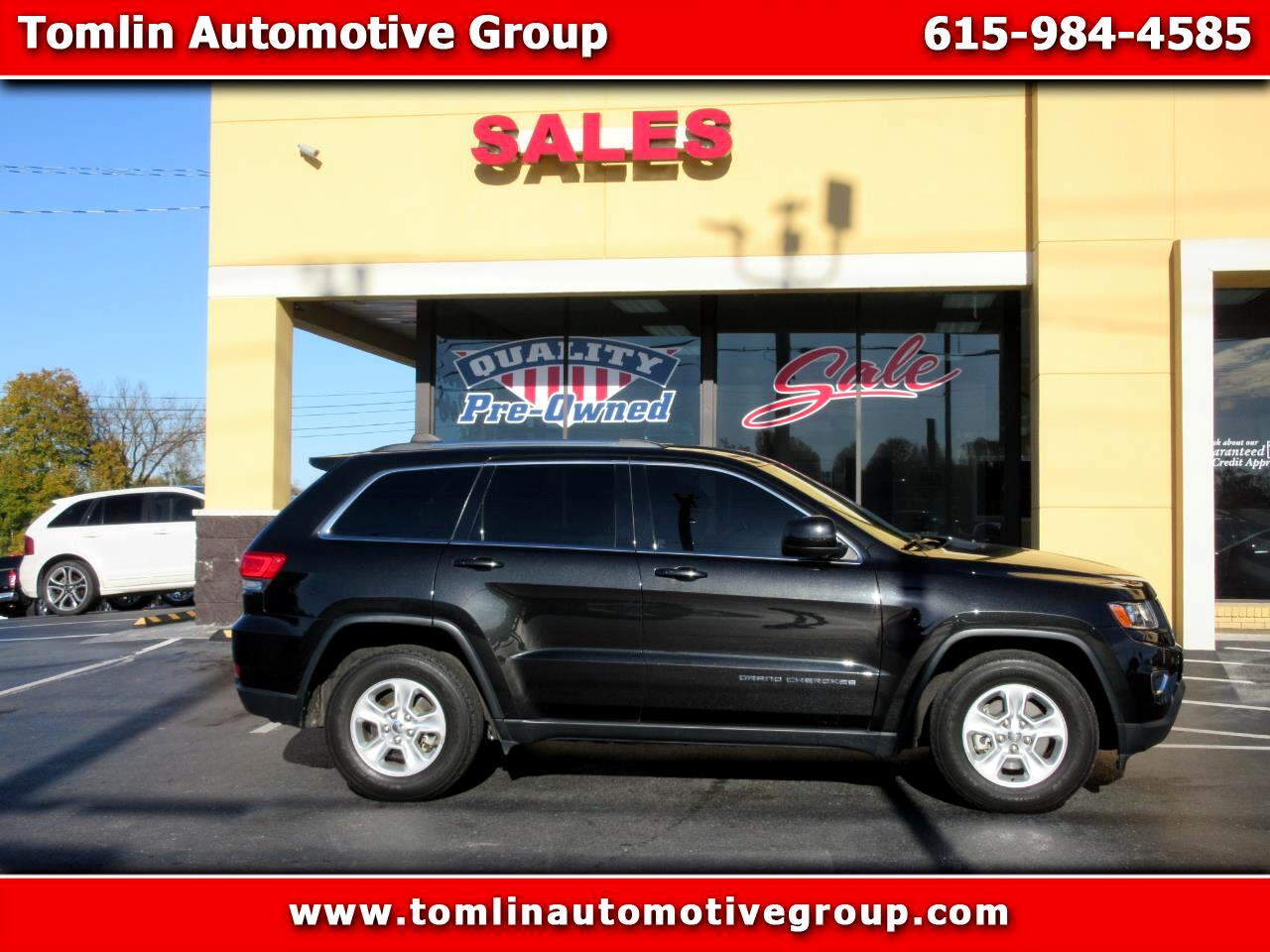 2014 Jeep Grand Cherokee RWD 4dr Laredo