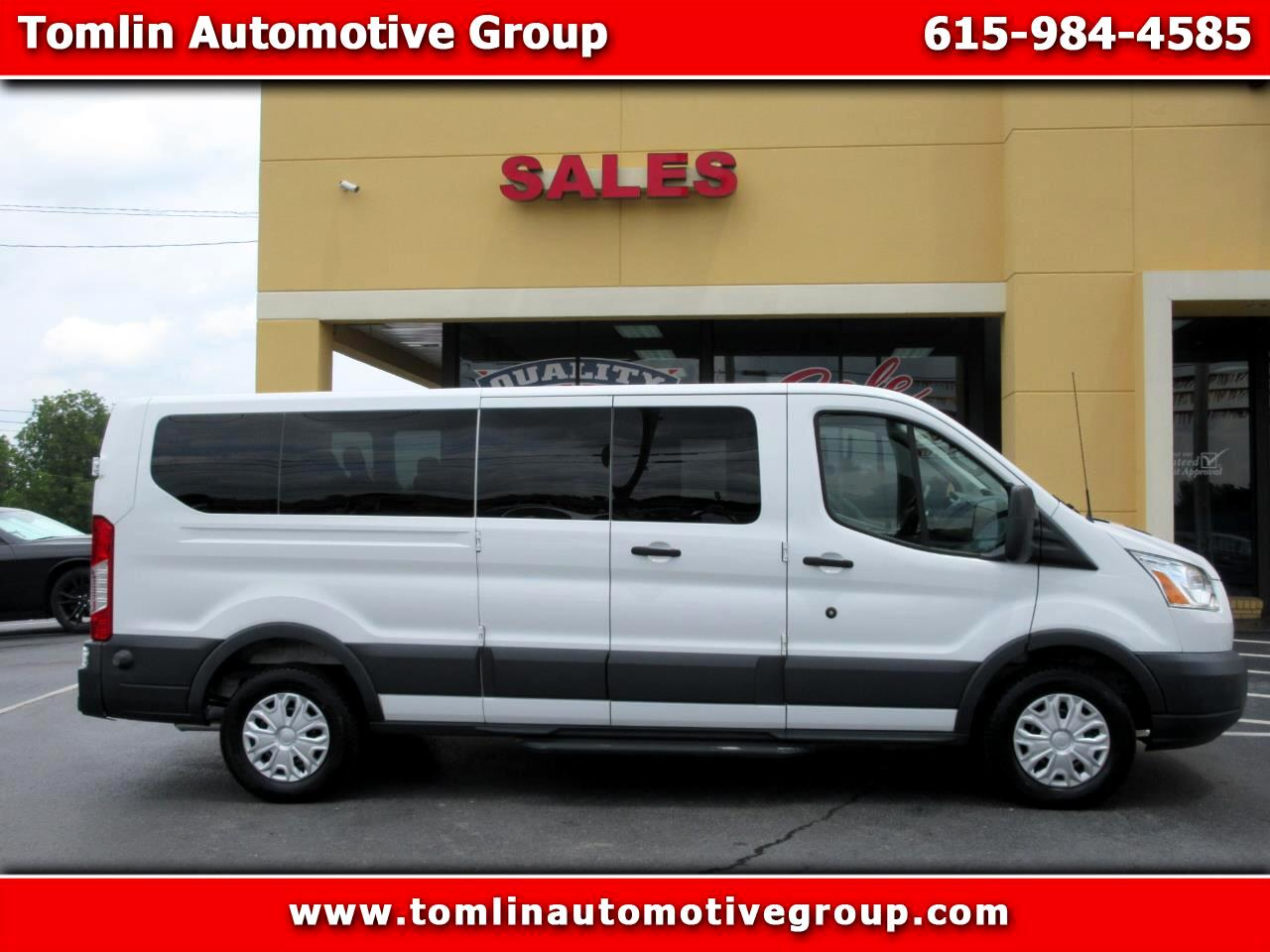 """2016 Ford Transit Wagon T-350 148"""" Low Roof XLT Swing-Out RH Dr"""