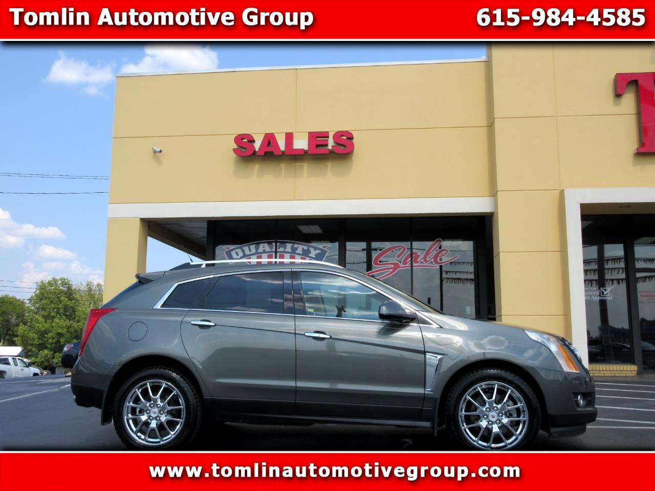 Cadillac SRX FWD 4dr Premium Collection 2013