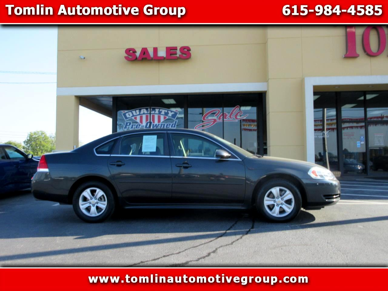 2015 Chevrolet Impala Limited 4dr Sdn LS Fleet