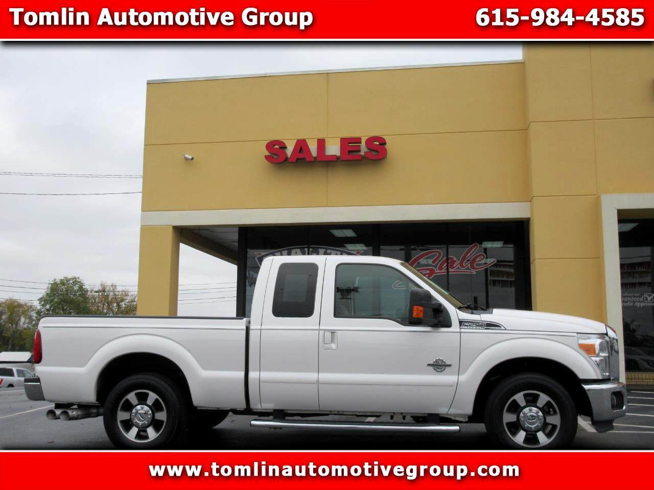 "Ford Super Duty F-250 SRW 2WD SuperCab 142"" Lariat 2015"