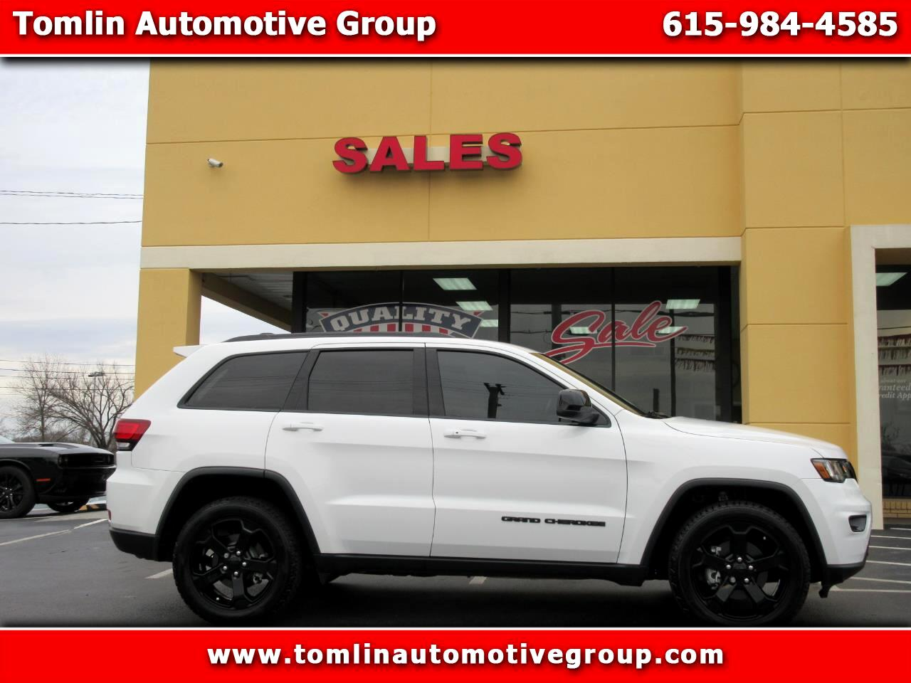 Jeep Grand Cherokee Upland 4x4 *Ltd Avail* 2018