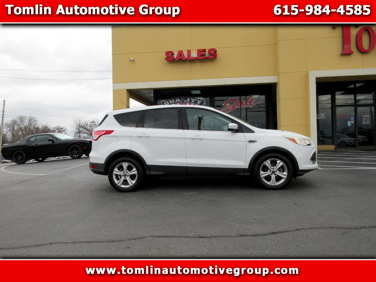 Ford Escape FWD 4dr SE 2013