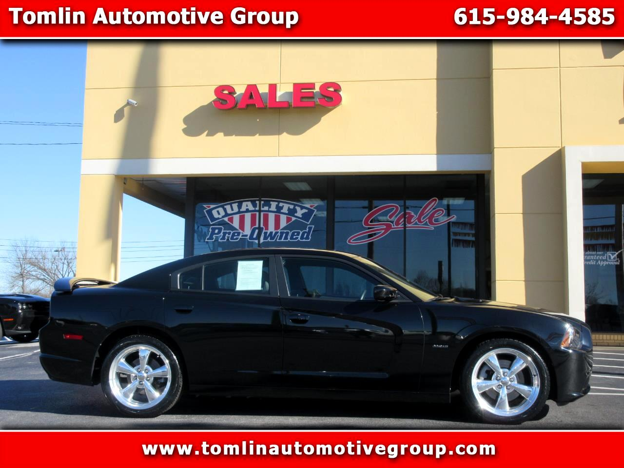 Dodge Charger 4dr Sdn Road/Track RWD 2013