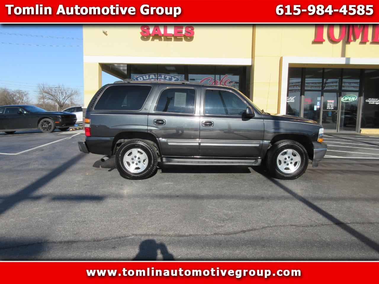 Chevrolet Tahoe 4dr 1500 LT 2005