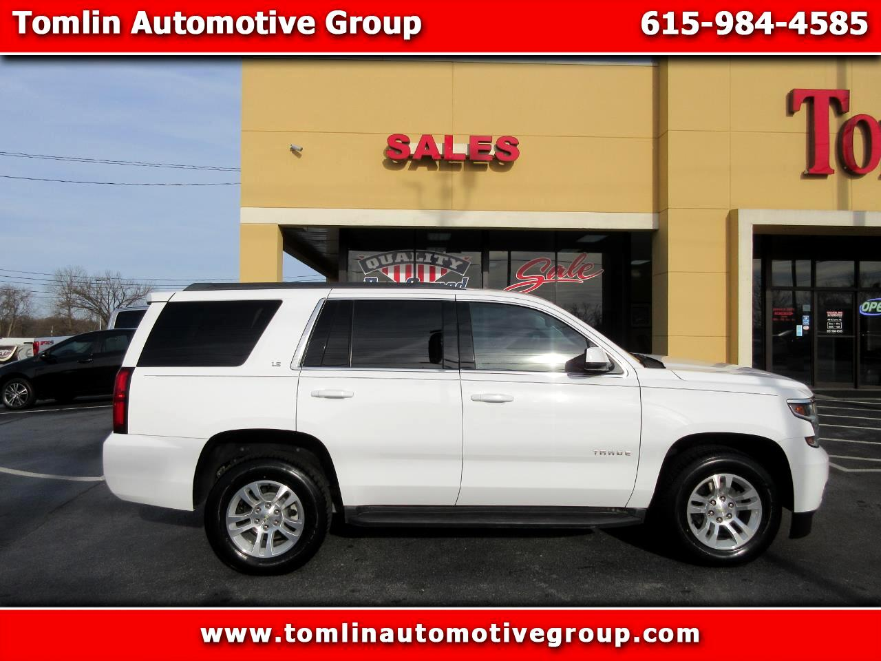 Chevrolet Tahoe 4WD 4dr LS 2015
