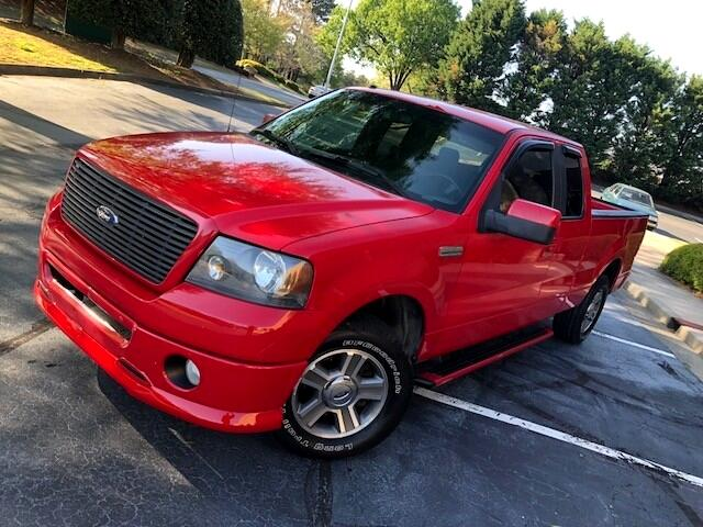 Ford F-150 FX2 SuperCrew 5.5-ft. Bed 2WD 2007