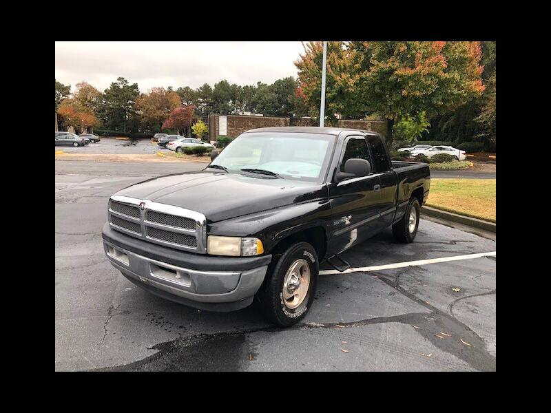 Dodge Ram 1500 Quad Cab 6.5-ft. Bed 2WD 1998