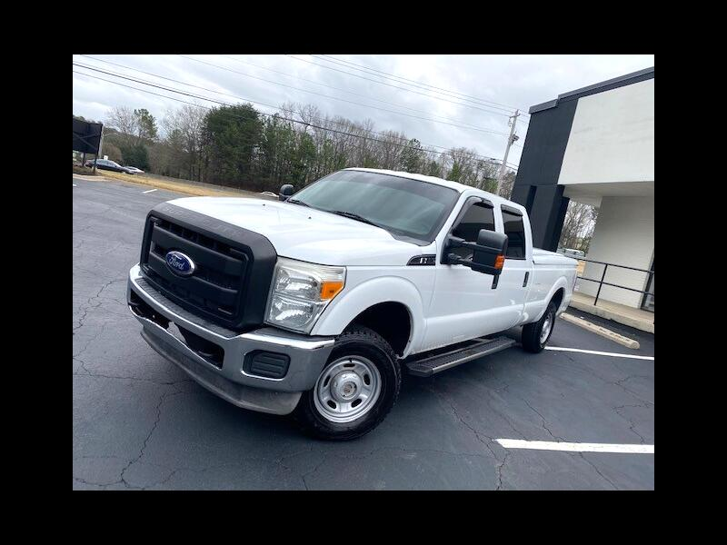 Ford F-250 SD XL Crew Cab Long Bed 4WD 2014