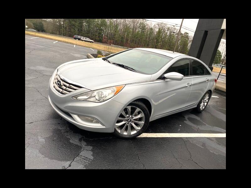 Hyundai Sonata Limited Auto 2012
