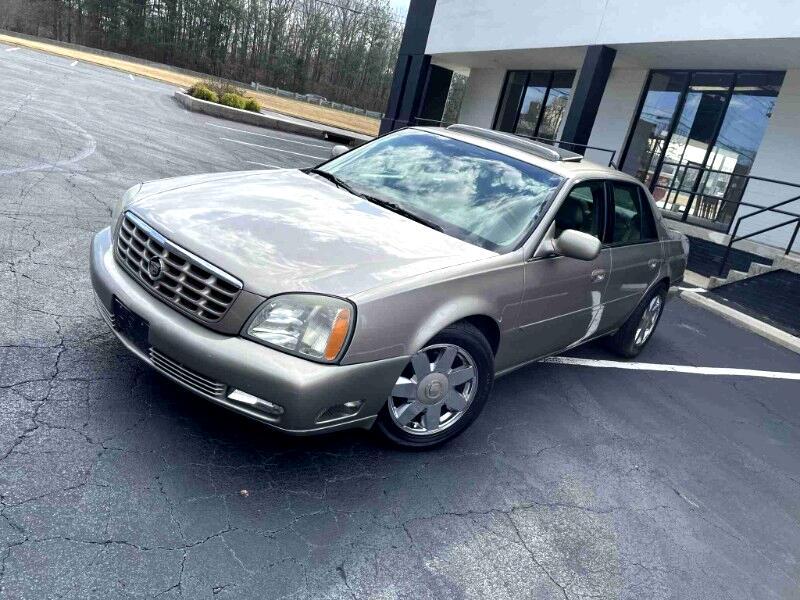 Cadillac DeVille DTS 2004