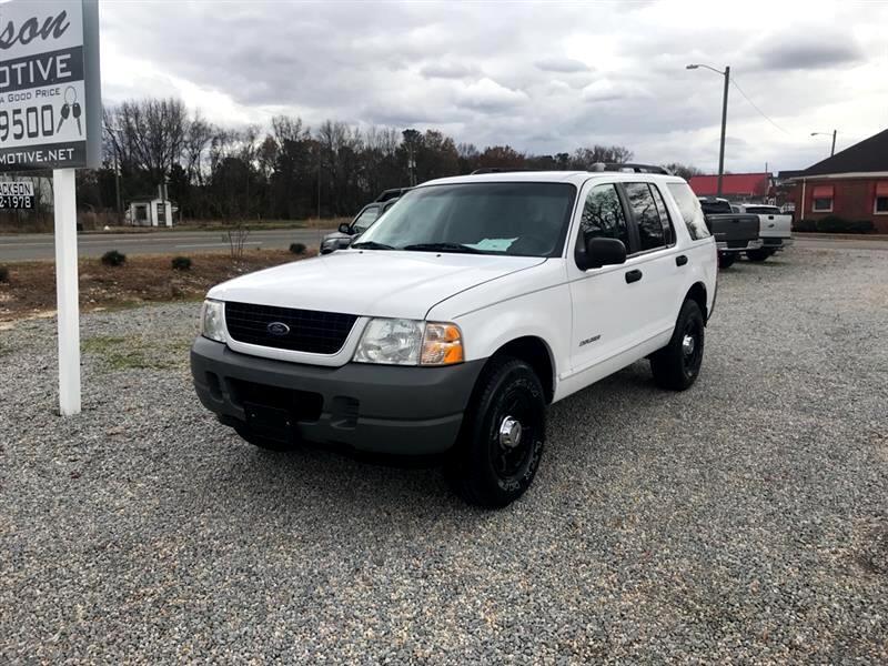 Ford Explorer XLS 2WD 2002