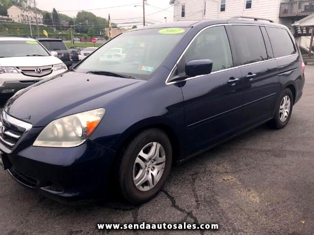 2009 Honda Odyssey EX-L