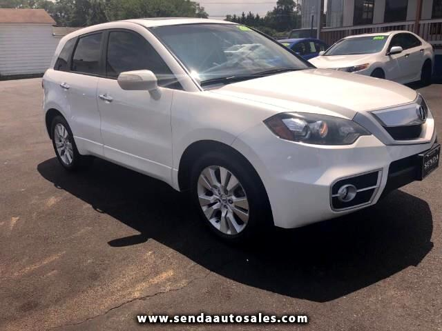 2012 Acura RDX 5-Spd AT SH-AWD