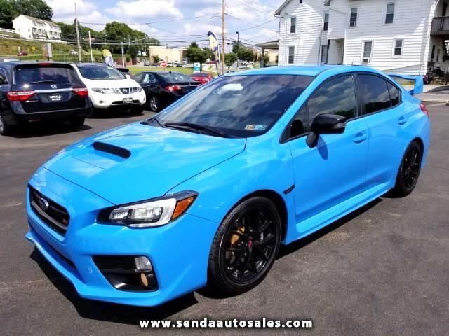 2016 Subaru WRX STI Limited