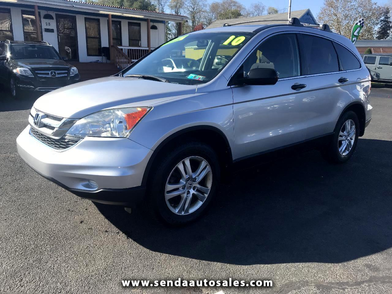 2010 Honda Crv For Sale >> Used 2010 Honda Cr V For Sale In Reading Pa 19601 Senda Auto Sales