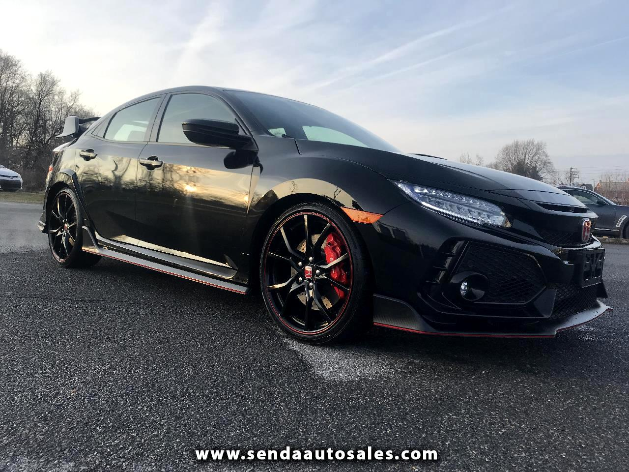 2018 Honda Civic Type R 6M
