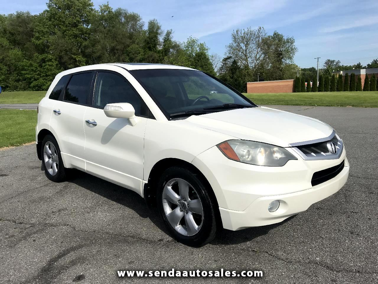 Acura RDX 5-Spd AT 2009