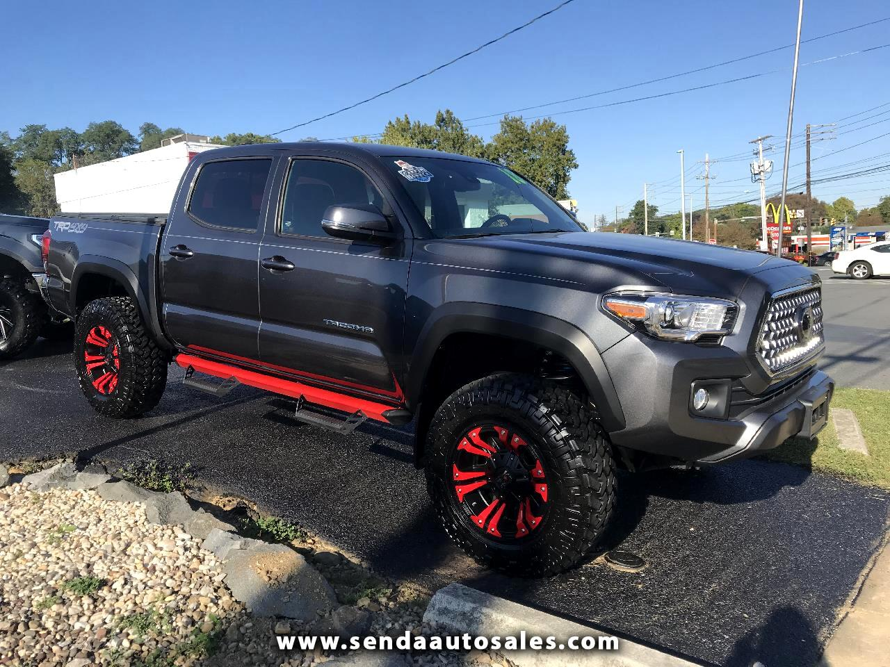 2018 Toyota Tacoma TRD OFF-ROAD PICKUP 4D 5FT BED