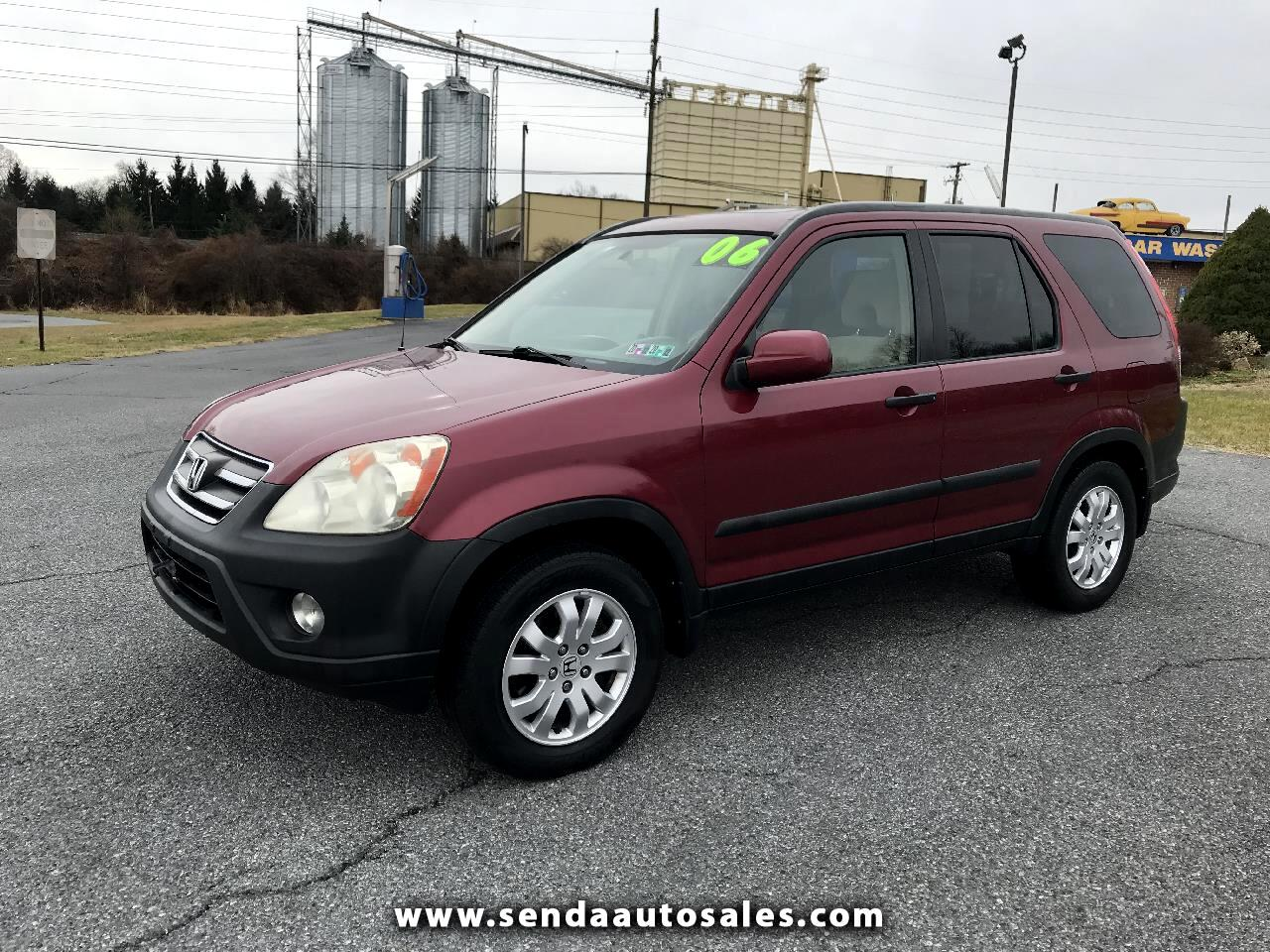 Honda CR-V EX 4WD AT 2006