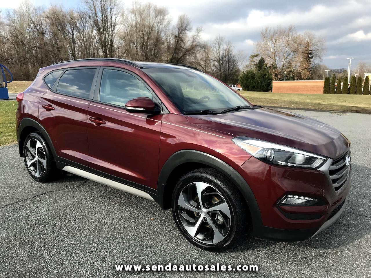 Hyundai Tucson Limited AWD 2018