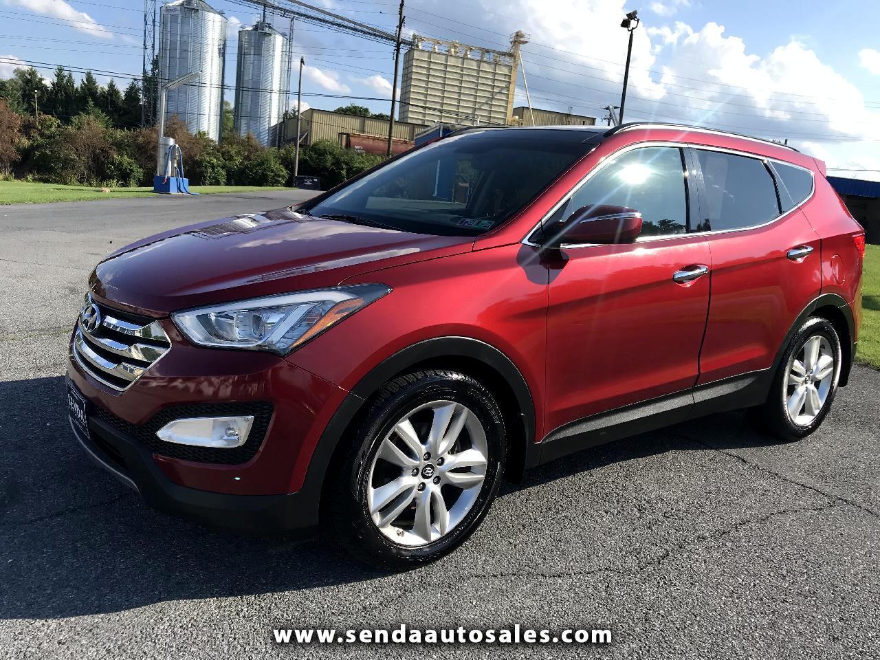 Hyundai Santa Fe Sport 2.0T AWD 2014