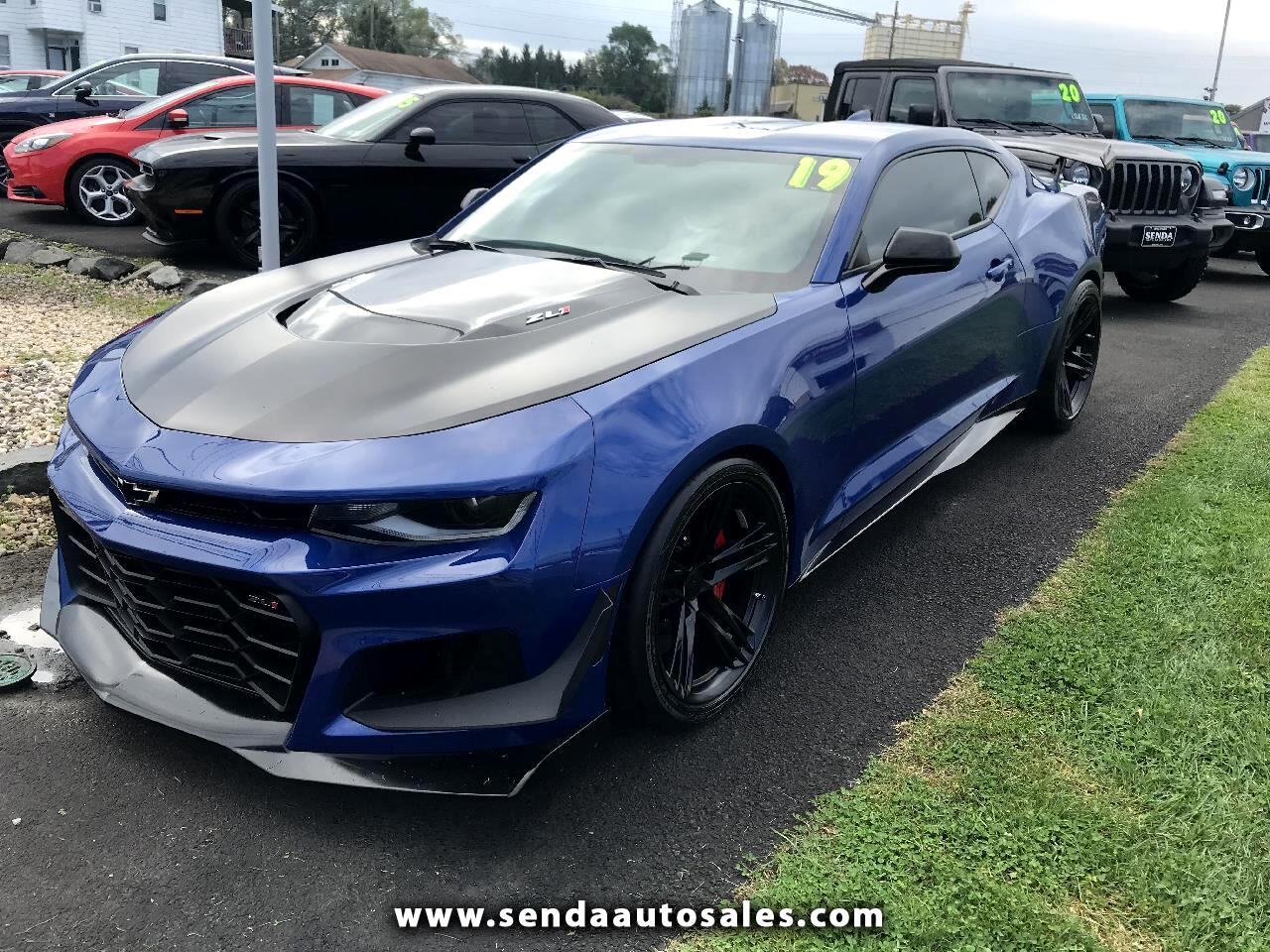 Chevrolet Camaro ZL1 Coupe 2019