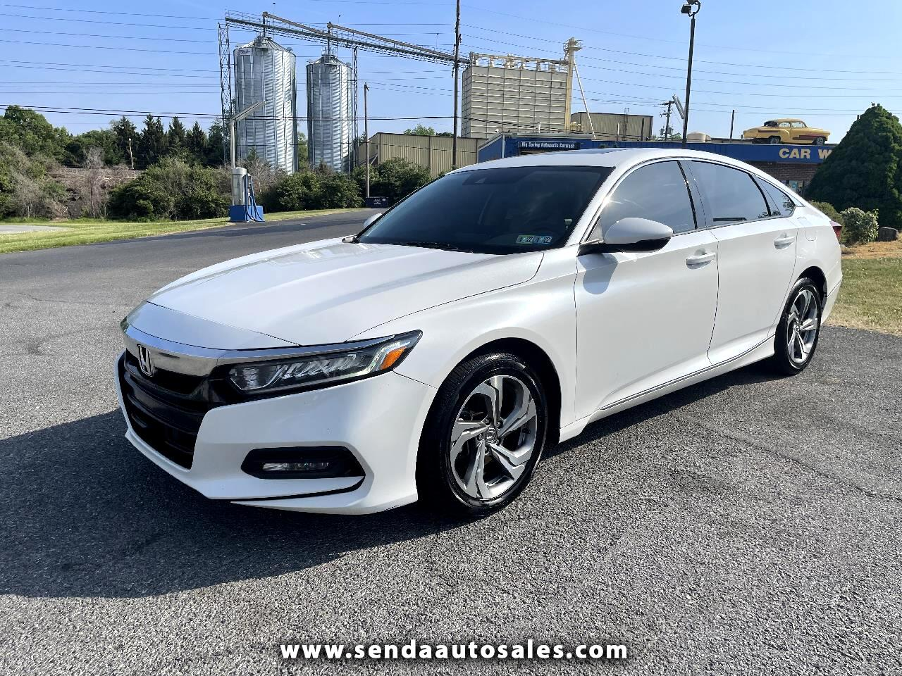 Honda Accord EX-L CVT 2018