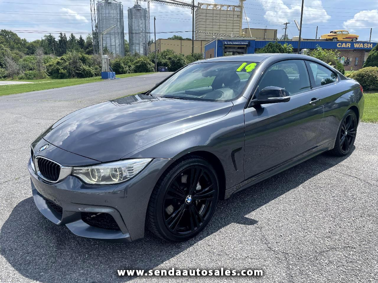 BMW 4-Series 435i xDrive 2014
