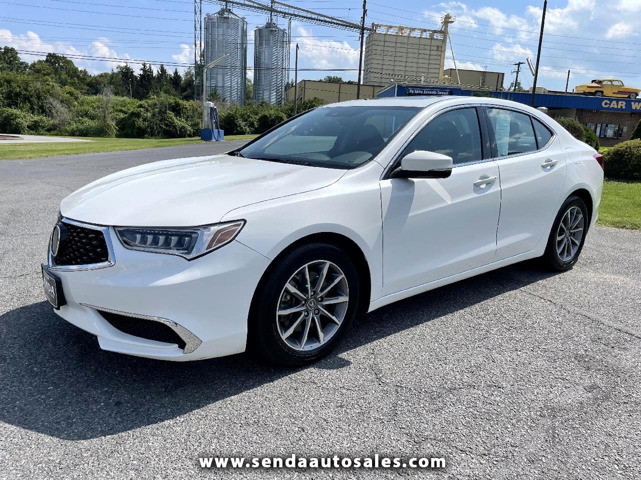 Acura TLX Base 2.4L 2020