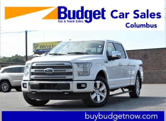 2016 Ford F-150 Platinum SuperCrew 6.5-ft. Bed 4WD