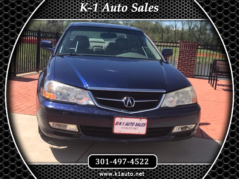 2002 Acura TL 3.2TL with Navigation System