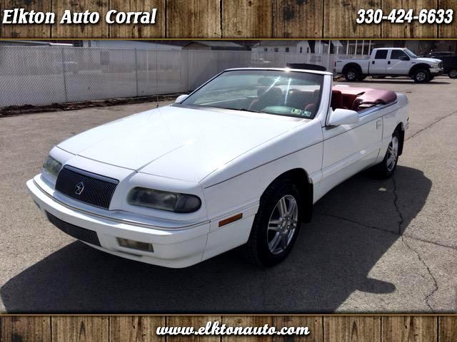 1995 Chrysler LeBaron Convertible