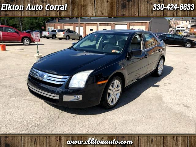 2008 Ford Fusion V6 SEL AWD