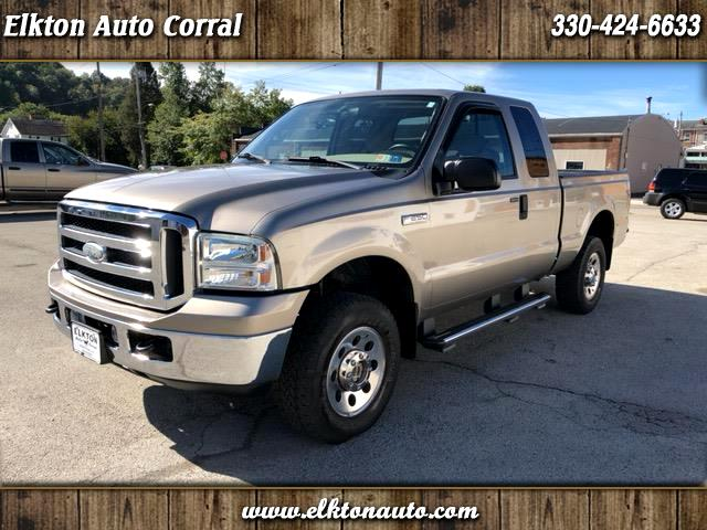 2006 Ford F-250 SD XLT SuperCab 4WD
