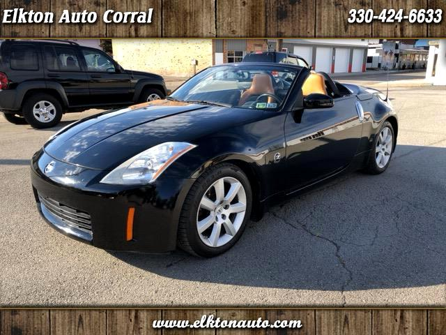 2004 Nissan 350Z 2dr Roadster Auto Touring