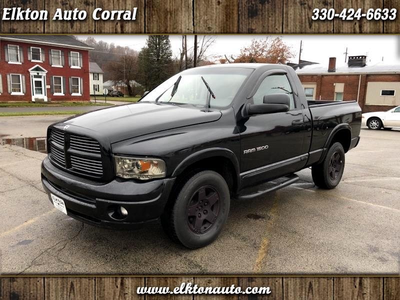 2004 Dodge Ram 1500 Reg. Cab Short Bed 4WD