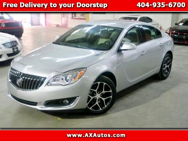 used 2017 buick regal sport touring for sale in atlanta ga 30311 ax auto inc. Black Bedroom Furniture Sets. Home Design Ideas