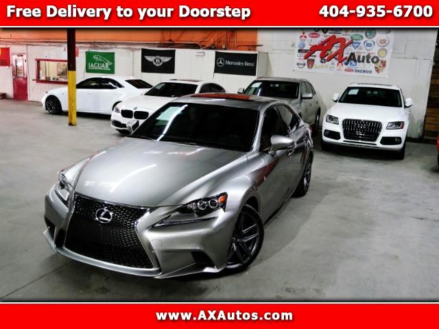 2016 Lexus IS 350 F Sport RWD