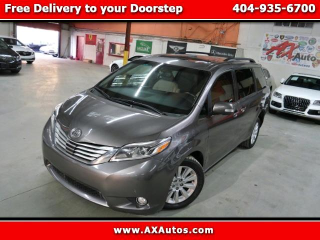 2015 Toyota Sienna XLE FWD Mobility Access 7-Passenger V6