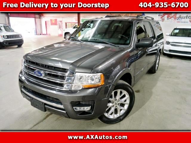 2015 Ford Expedition EL Limited 2WD