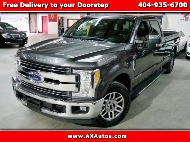 2017 Ford F-250 SD Lariat Crew Cab Long Bed 2WD